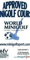 auszeichnung der world minigolf sport federation