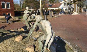 Stadtbrunnen in Schneverdingen Motiv 3